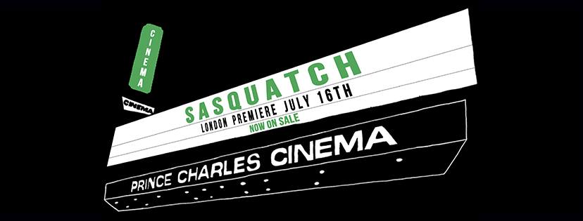 Sasquatch London Premiere